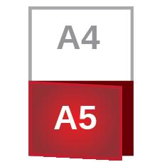 ½A3 fold A5