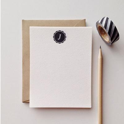 Small letterhead