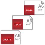 Sticky Notepad sizes